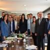 Συνάντηση Κουντουρά- περιφερειών: Ενιαία στρατηγική στον τουρισμό
