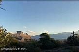 EOT | Η ανατολή του ήλιου στην Αθήνα μαγεύει το κινεζικό κοινό