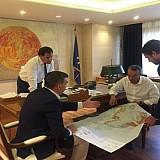 Α.Γεωργιάδης: Συνάντηση με τον κ.Κωνσταντάτο για την επένδυση στο Ελληνικό