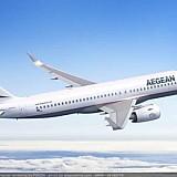TripAdvisor: Η Aegean καλύτερη περιφερειακή αεροπορική εταιρία στην Ευρώπη για το 2020