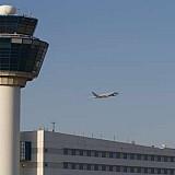 +5,7% η επιβατική κίνηση στο αεροδρόμιο Αθηνών το Μάιο