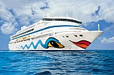 AIDA: Στη Μεσόγειο και Μ. Ανατολή τα κρουαζιερόπλοια που ταξίδευαν Ασία – Νέα δρομολόγια με Ελλάδα