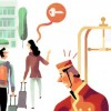 Η Airbnb διεκδικεί ξενοδοχεία από τις Booking και Expedia