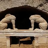 Επίσπευση μελετών στην Αμφίπολη ζήτησε η Λ. Μενδώνη