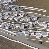 Όμιλος Andronis: Κατασκευή κατοικιών για τη στέγαση των εργαζομένων στη Σαντορίνη
