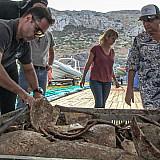 Νέα αρχαιολογικά ευρήματα στο ναυάγιο των Αντικυθήρων