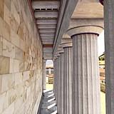 O Ναός του Ηφαίστου - Εντυπωσιακή τρισδιάστατη αναπαράσταση