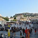 Σύλληψη 24χρονου για κλοπές από πεζούς σε τουριστικά σημεία της Αθήνας