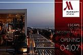 Άνοιξε σήμερα 4 Ιουλίου το ξενοδοχείο Athens Marriott, με αυξημένα μέτρα προστασίας