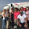 Αυστριακοί δημοσιογράφοι στα Ιόνια Νησιά