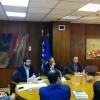 Σύσκεψη για τη Στέγη Ελληνικής Επιχειρηματικότητας στο κέντρο της Αθήνας