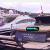 Το σκάφος του Batman στη Μύκονο