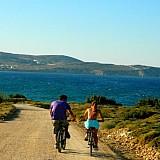 Ο εναλλακτικός τουρισμός στην Πάρο προβάλλεται στο εξωτερικό