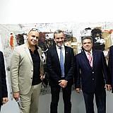 Εγκαινιάστηκε η 4η έκθεση Art Thessaloniki
