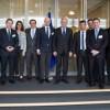 ΣΕΤΕ: Γεύμα εργασίας Γ. Ρέτσου με τον Επίτροπο Δ. Αβραμόπουλο στις Βρυξέλλες