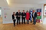 ΕΟΤ: Αφιέρωμα στην K. Ελλάδα από ταξιδιωτική εκπομπή της εσθονικής τηλεόρασης
