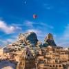 Η Turkish προβάλλει την Καππαδοκία ως παραμυθένια πολιτεία