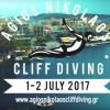 Cliff Diving στον Άγιο Νικόλαο- Το διαφημιστικό σποτ