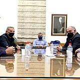 Η Περιφέρεια Κρήτης θα συνεχίσει να στηρίζει τις μικρές επιχειρήσεις