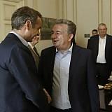 ΒΟΑΚ και έργα ανάπτυξης της Κρήτης στον Πρωθυπουργό από τον Περιφερειάρχη