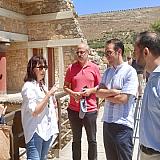 Ενίσχυση της συνεργασίας της Περιφέρειας Κρήτης με την ΟΥΝΕΣΚΟ