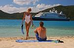 Ποια κρουαζιερόπλοια θα κατακλύσουν με 18.372 τουρίστες τη Σαντορίνη στις 6 Αυγούστου