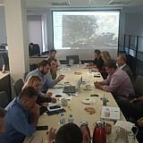 Σύσκεψη της ΕΤΑΔ με την Περιφέρεια Στ. Ελλάδας για το Χιονοδρομικό Κέντρο Παρνασσού