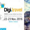 Οι ψηφιακοί δρόμοι του τουρισμού στο επίκεντρο του Digi.travel EMEA Conference & Expo 2016