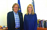 Ο Αντώνης Στελλιάτος επανεξελέγη πρόεδρος της ΕΠΕΣΤ