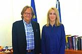 Περιφέρεια Αττικής: Συνάντηση με τον Πρόεδρο της ΕΠΕΣΤ A. Στελλιάτο