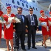Ellinair: Πρώτη πτήση από Θεσσαλονίκη στην Οδησσό