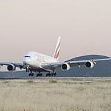 Emirates: Το εμβληματικό αεροσκάφος Α380 προσγειώθηκε στην Αθήνα