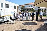 Πρώτος εμβολιασμός από Κινητή Εμβολιαστική Μονάδα στον ξενοδοχειακό κλάδο στη χώρα μας στη Χερσόνησο
