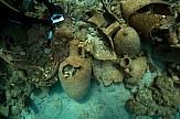 Σημαντικά ενάλια ευρήματα στη νήσο Λέβιθα