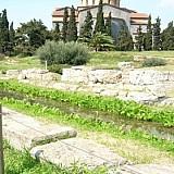 Το θαμμένο ποτάμι της Αθήνας που περνούσε δίπλα από την Ακρόπολη