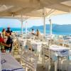 O τουρισμός αύξησε τον κύκλο εργασιών στα καταλύματα και την εστίαση το γ' 3μηνο