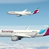 Eurowings: Νέα σύνδεση με Πρέβεζα το 2021