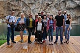 11 ξένοι δημοσιογράφοι ανακαλύπτουν τον θαλάσσιο τουρισμό της Αττικής