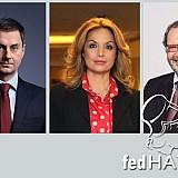 FedHATTA: Ενημερωτική συνάντηση με Χ. Θεοχάρη, Α. Γκερέκου και N. Josephides για τη βρετανική αγορά