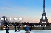 Feel Paris, η νέα ψηφιακή καμπάνια του Παρισιού