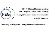 Στο Βερολίνο η 16η συνάντηση των ξεναγών της Ευρώπης
