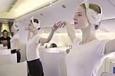 Μπαλέτο στον αέρα σε πτήση της Air France