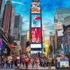 Ρεκόρ επισκεπτών το 2016 στη Νέα Υόρκη