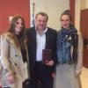 Τα προβλήματα των ξεναγών Ιονίων και Δ.Ελλάδος σε συνάντηση με τον Θ. Γαλιατσάτο