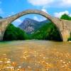 Ολοκληρώθηκαν οι εργασίες αναστήλωσης της Γέφυρας της Πλάκας