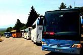 Αποσύρθηκε η τροπολογία για τα τουριστικά λεωφορεία- ικανοποίηση στη ΓΕΠΟΕΤ