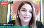 Ο ΕΟΤ στηρίζει τον περιπατητικό τουρισμό στην Χαλκιδική