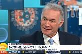 Βρετανία: Διάσημος γιατρός προειδοποιεί τους Βρετανούς για τις διακοπές σε Ελλάδα, Ισπανία και Ιταλία