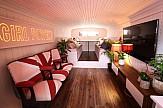 Διανυκτέρευση στο λεωφορείο των Spice Girls μέσω Airbnb