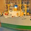 Εγκαίνια έκθεσης στο πλωτό μουσείο HELLAS LIBERTY στον Πειραιά